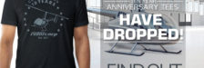 Rotorcorp T-shirt Giveaway